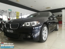 2015 BMW 5 SERIES 528i 2.0cc M SPORT FACELIFT LOCAL U/ WARRANTY 1 OWNER