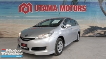 2015 TOYOTA WISH 1.8 X KEY START FABRIC SEATS MID YEAR SALE