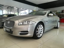 2011 JAGUAR XJL 3.0 TWIN TURBO LWB R/ENTERTAINMENT PAN/ROOF