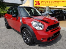 2015 MINI Cooper S Countryman 1.6 FACELIFT (A) 27K KM ONLY