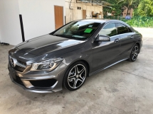 2016 MERCEDES-BENZ CLA CLA250 AMG 4MATIC Edition 2.0 Turbocharged 211hp 7G-DCT Keyless Smart Entry Push Start Button Memory Seat Distronic PLUS Pre-Collision Intelligent Bi-Xenon Multi Function Paddle Shift Steering Reverse Camera Bluetooth Connectivity Unreg
