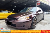 1997 HONDA CIVIC 1.6 EXi (M) EJ EK PERFECT CONDITION