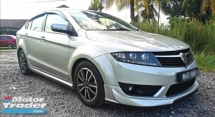 2012 PROTON PREVE 1.6 TURBO AUTO / FULL SPEC / 7 SPEED / PUSH START BUTTON / PADDLE SHIFT / FULLY R3 BODYKIT / BLACKLIST CAN LOAN
