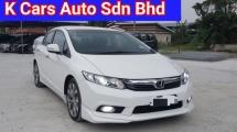 2013 HONDA CIVIC FB 2.0 (A) i-VTEC Navi Super Condition Never Accident No Repair Need Worth Buy