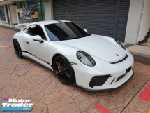 2018 PORSCHE 911 GT3 4.0
