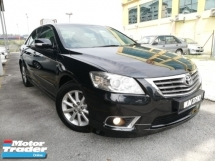 2010 TOYOTA CAMRY 2.0G FACELIFT FULL SERVICE RECORD 1-OWNER