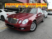 2009 MERCEDES-BENZ E-CLASS E200K New Facelift CKD TRUE YEAR MADE 2009 Owned by DOCTOR