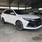 2017 TOYOTA HARRIER GS EDITION ALCANTARA SEATS