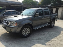 2007 NISSAN FRONTIER PICK UP 4WD 2.5L D BLACKLIST BOLEH LOAN
