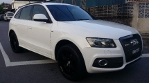 2010 AUDI Q5 2.0 full leather Quattro S line 4wd