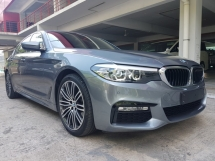 2017 BMW 5 SERIES 530I M-SPORT PACKAGE 2.0 TURBO (UNREG) G30 2017
