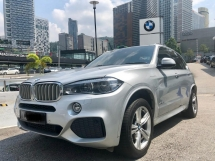 2016 BMW X5 40e M Sport Warranty until Dec 2021