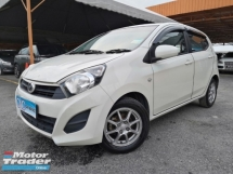 2015 PERODUA AXIA 1.0 G SPEC UNDER WARRANTY