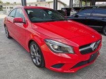 2014 MERCEDES-BENZ CLA 180 SE JAPAN SPEC