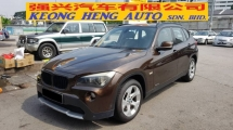 2011 BMW X1 S DRIVE 18I 2.0cc (A) REG 2011, ONE CAREFUL OWNER, FULL SERVICE RECORD, LOW MILEAGE DONE 89K KM, FREE 1 YEAR GMR CAR WARRANTY, 17
