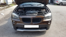 2011 BMW X1 S DRIVE 18I 2.0cc (A) REG 2011, ONE CAREFUL OWNER, FULL SERVICE RECORD, LOW MILEAGE DONE 89K KM, FREE 1 YEAR GMR CAR WARRANTY, 17\