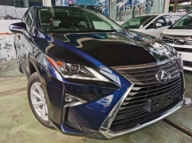 2016 LEXUS RX 200T Japan Spec