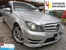 2012 MERCEDES-BENZ C-CLASS 2012 MERCEDES BENZ C200 1.8 AMG FACELIFT(A) PUSH STARS MULTIFUNCTION STEERING CONTROL