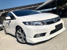 2013 HONDA CIVIC 2.0S NAVI (A) FULL SPEC PADDLE SHIFT