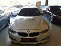 2015 BMW M4 BMW M4 3.0 Coupe with