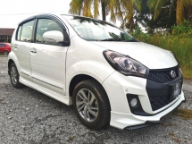 2017 PERODUA MYVI 1.5 AUTO SE ICON / MILEAGE BELOW 25K KM / TIPTOP CONDITION / HIGH LOAN