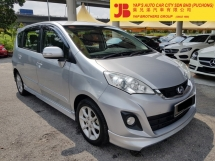 2015 PERODUA ALZA 1.5 EZ (A) WARRANTY UNTIL 2021 JAN