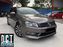 2013 VOLKSWAGEN PASSAT 1.8T SPORTY LIMITED SPEC 1 OWNER TIPTOP LIKE NEW CONDITION