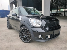 2014 MINI PACEMAN 2014 Mini Cooper S Paceman 1.6 Japan Spec Unregister for sale