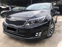 2015 KIA OPTIMA K5 2.0 FULL SPEC, FACELIFT - WARRANTY - 6 SPEED - NEW NU ENGINE - SUNROOF - LEATHER SEAT - ELECTRIC MEMORY SEAT - BODYKIT - OFFER SALE