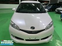 2015 TOYOTA WISH 1.8X UNREG DIRECT AP HOLDER LOW INTEREST 2.5X%