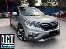 2016 HONDA CR-V CR-V 2.4 4WD FACELIFT LOW MILEAGE F/RECORD TIPTOP LIKE NEW CONDITION