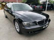 2008 BMW 7 SERIES 730Li 3.0 (A) - Push Start Button