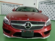 2015 MERCEDES-BENZ CLS-CLASS  CLS 400 (A) 3.0 AMG JAPAN SPEC 4 YEARS WARRANTY