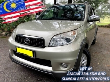 2011 TOYOTA RUSH 1.5S (AT) NEW FACELIFT 1 OWN LOW MIL