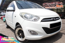 2012 HYUNDAI I10 1.1 (A)NEW FACELIFT ORI LOW MILES 2012L