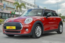 2015 MINI Cooper Full Service Record