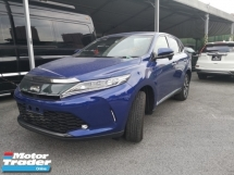 2017 TOYOTA HARRIER TOYOYA HARRIER NEWFACELIFT. JBL. PRE-CRASH. BRAND NEW.