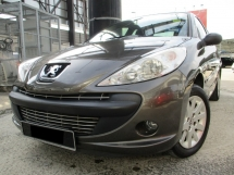 2011 PEUGEOT 207 SV OriPaint NiceCondition