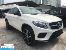 2016 MERCEDES-BENZ GLE 450 3.0 AMG COUPE (PETRO / ELECTRIC SEAST / POWER BOOT ) UNREG