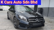 2017 MERCEDES-BENZ GLA 250 4-Matic AMG Line (CBU) Ori 35k Km Mileage Full Service By Mercedes Warranty Until 2020 Smooth Condition Worth Buy
