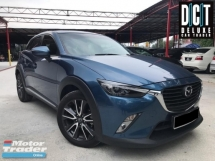2017 MAZDA CX-3 GVC FACELIFT 8 WAY ELECTRIC SEAT AND MEMORY UNDER WARRANTY PREMIUM HIGH SPEC ONE OWNER LOW MILEAGE FULL RECORD SERVICE
