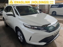 2017 TOYOTA HARRIER 2.0 Power Boot Surround Camera Local AP Unreg