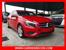 2015 MERCEDES-BENZ A-CLASS A180 SE - GOOD CONDITION - READY TO VIEW - UNREGISTERED