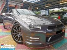 2011 NISSAN GT-R GTR 3.8 R35 BLACK Premium 2010