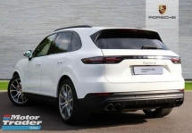 2018 PORSCHE CAYENNE  S *(OTR MYR790.K)* (NEGO) 2.9L V6 BITURBO. PANAROMIC ROOF. BOSE SOUND SYSTEM. M.BENZ GLE450. GLE43. GLE63. BMW X5. X6.