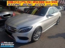 2017 MERCEDES-BENZ C-CLASS C350E AMG (CKD LOCAL SPEC)
