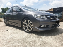 2014 HONDA CIVIC 2.0S car king 30k mileage only