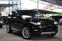 2014 LAND ROVER RANGE ROVER SPORT 3.0 PETROL SUPERCHARGED SPORT EDITION HIGH SPEC