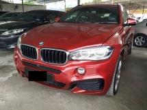 2015 BMW X6 3.0 AUTO CKD LOCAL SPEC FULL SERVICE RECORD AT BMW AUTO BAVARIA