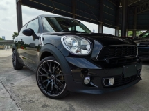 2014 MINI PACEMAN 1.6 Turbo Rays Rim Japan Unreg Sale Offer